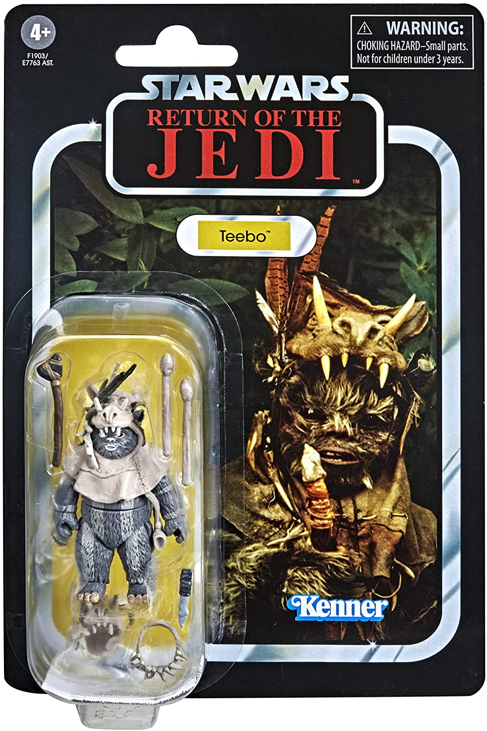 Star Wars The Vintage Collection Teebo 3 3/4-Inch Action Figure画像