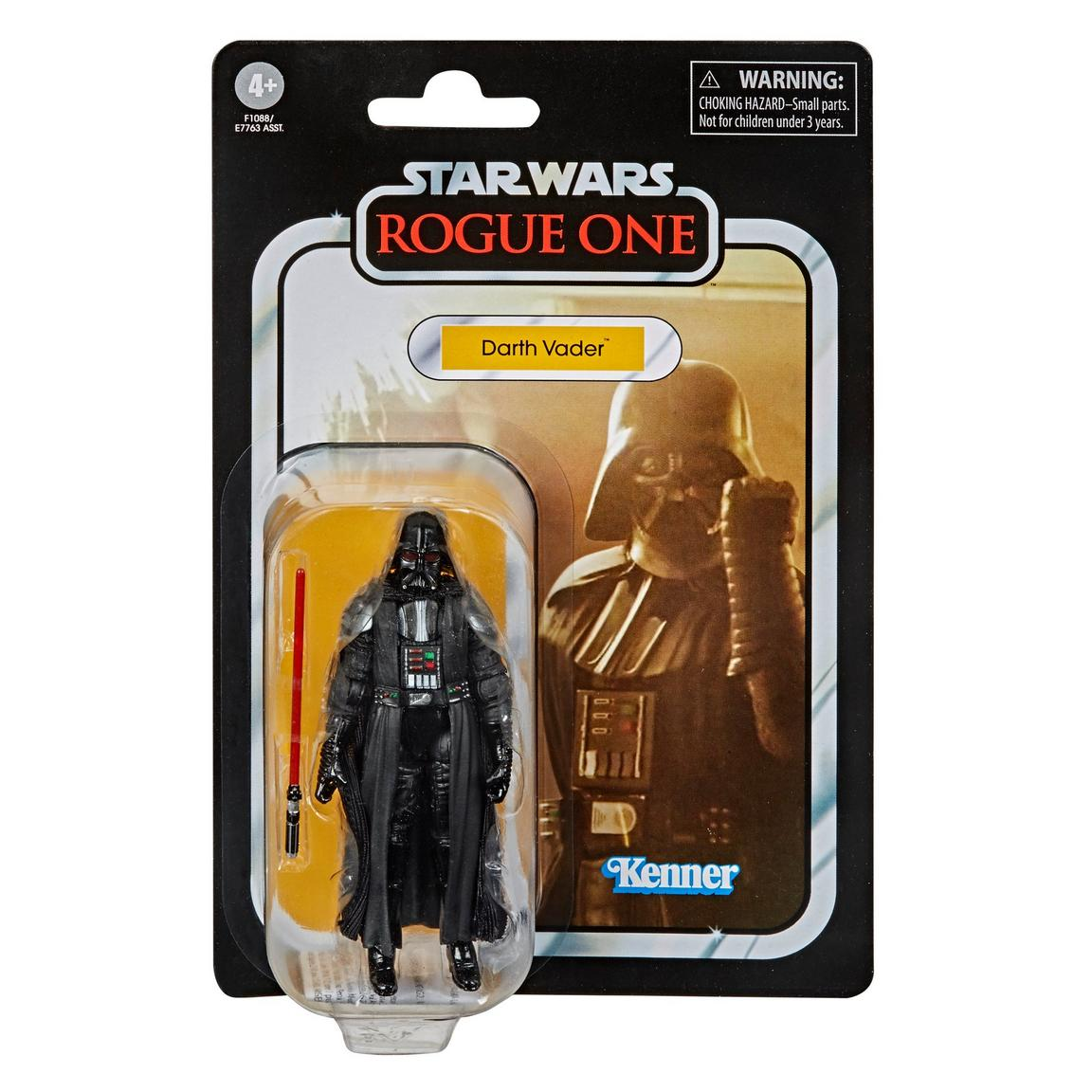 Star Wars The Vintage Collection Darth Vader (Rogue One) 3 3/4-Inch Action Figure画像