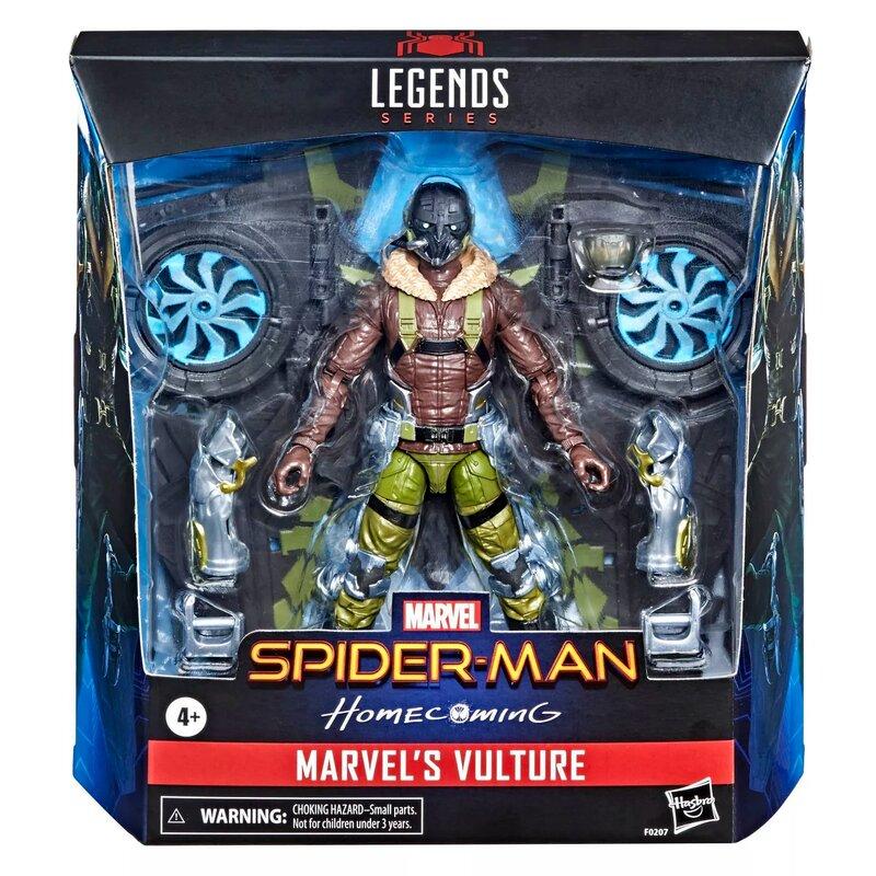 Marvel Legends Spider-man Homecoming Marvel's Vulture 6-Inch Action Figure画像